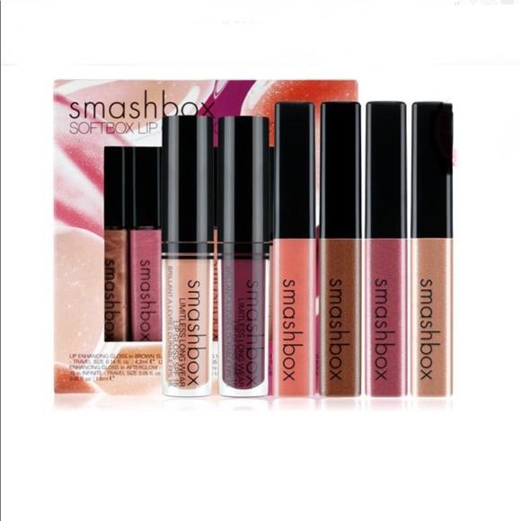 Smash ox Softbox Lip Gloss Collection